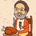 Arya Sharma Globe&Mail Cartoon