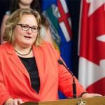 Hon. Sarah Hoffman, Minister of Health and Minister of Seniors, Alberta