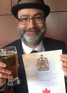 Sharma citizenship
