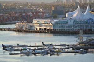 Vancouver Sea Plane Airport
