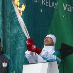 Olympic Torch Run, 2010