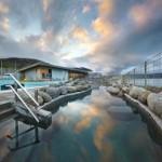 Laugarvatn Fontana Geothermal Baths, Iceland