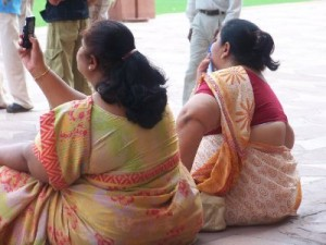 obese indian women