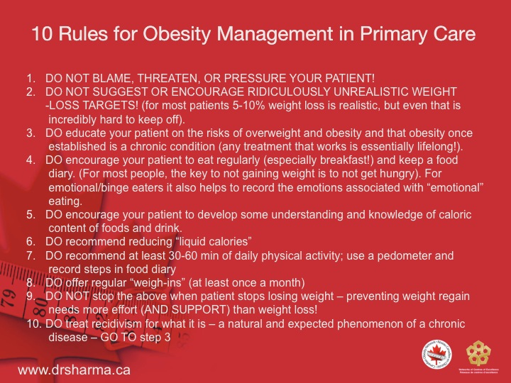 10 Game-Changing Rules for Obesity Management | Dr  Sharma's