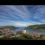 St John's, Newfoundland by Farrell Cahill