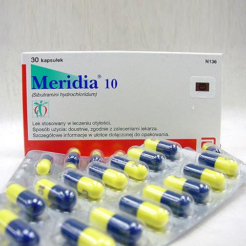 meridia fat burner)