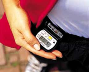 41 ways to lose weight use a pedometer