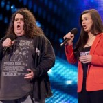 Jonathan Antoine and Charlotte Jaconelli on Britain's Got Talent 2012