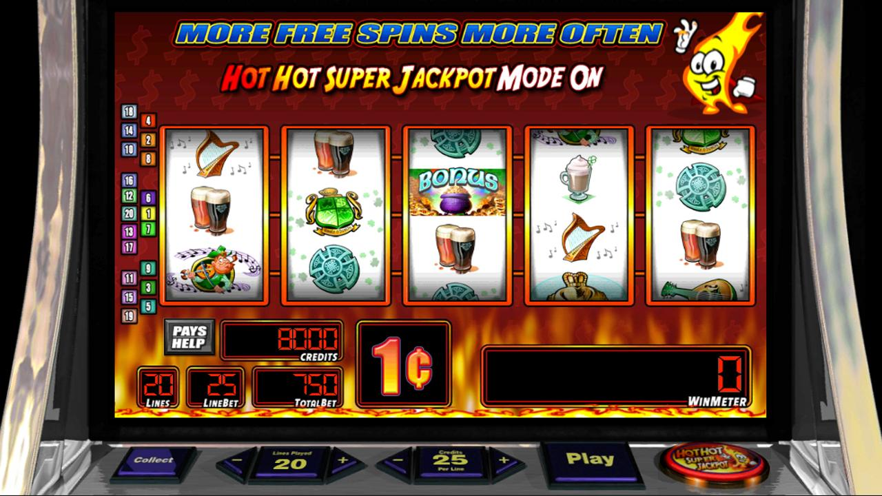 free casino poker slot machines