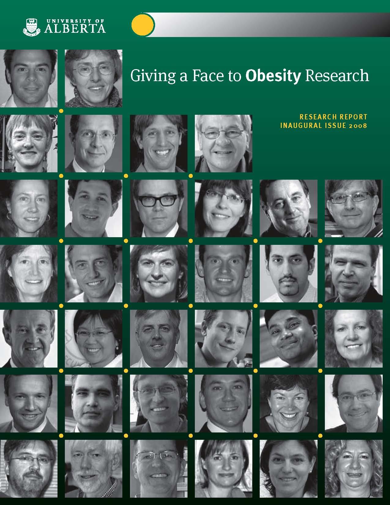 University of Alberta Obesity Research Report